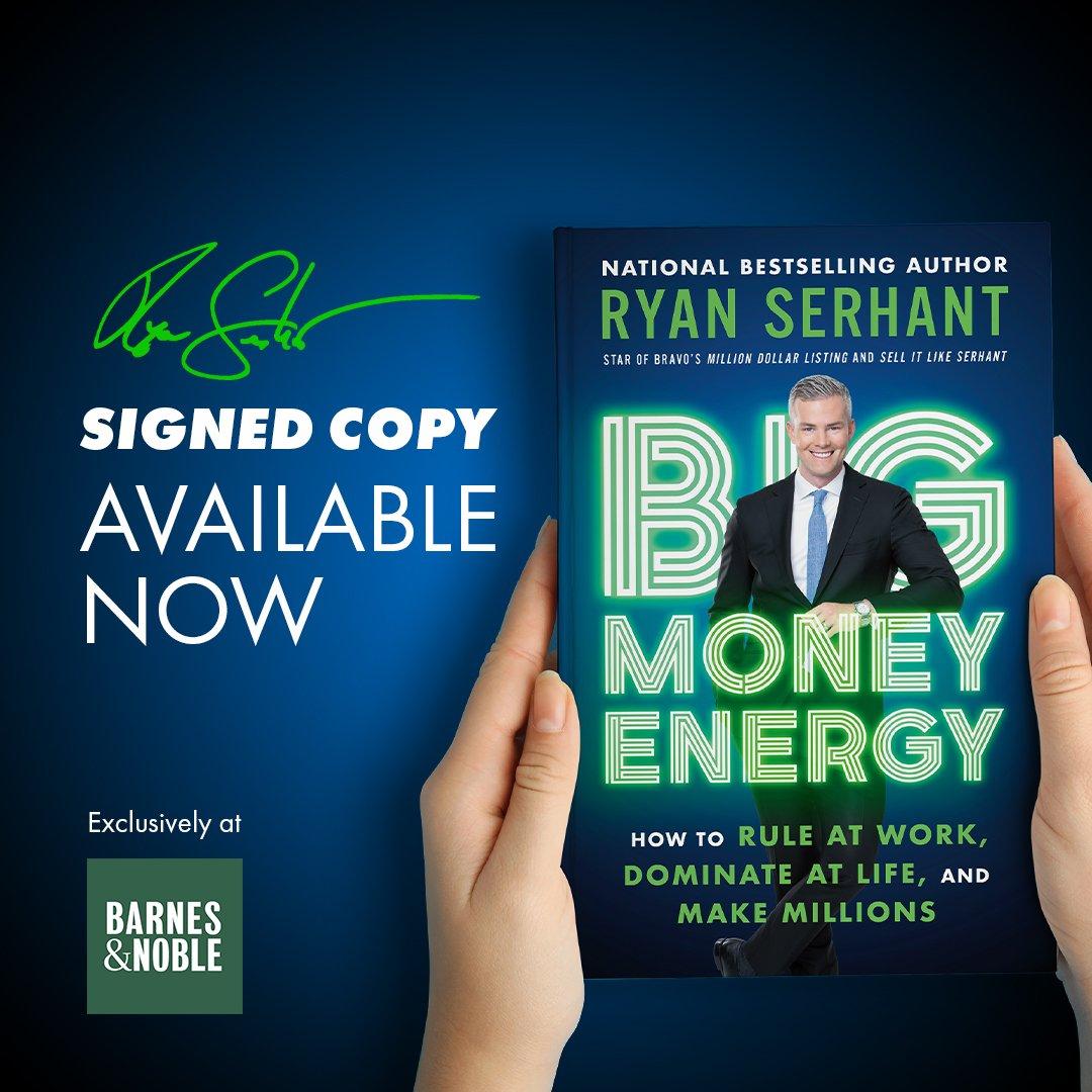 B&N Signed Copy